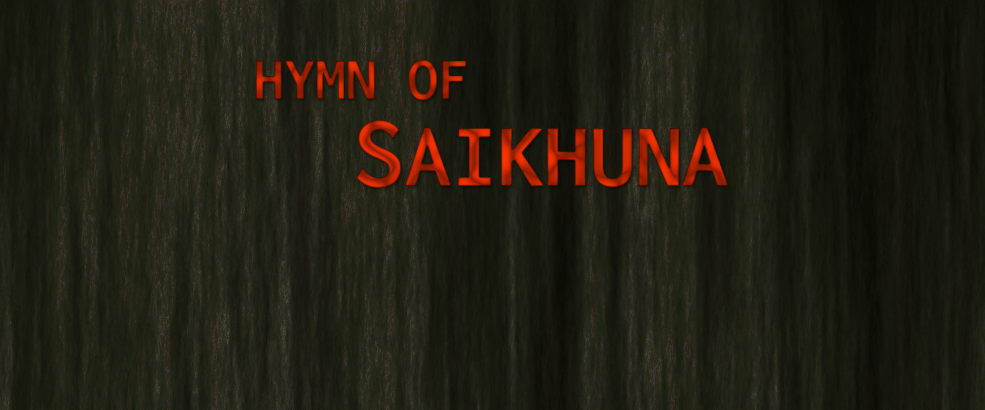 Hymn of Saikhuna – Analisi post mortem